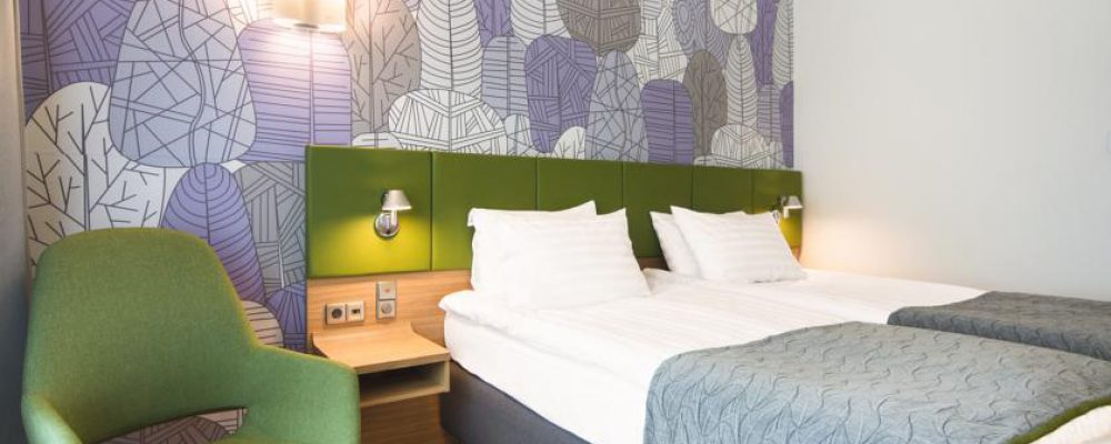 Holiday Inn Helsinki City Centre ****