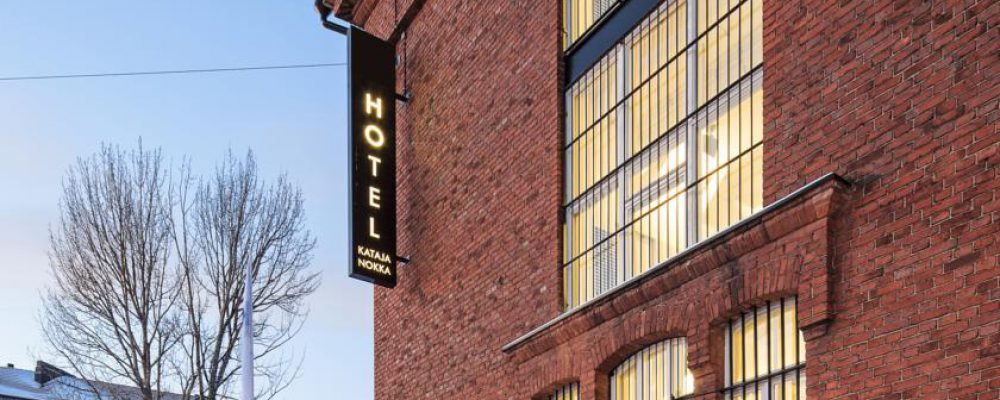 Hotel Katajanokka, Helsinki ****