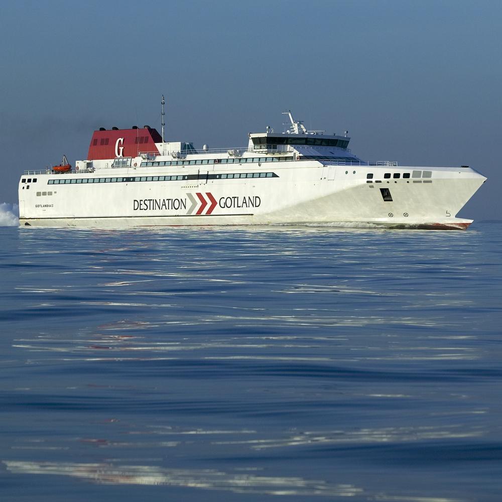 Destination Gotland HSC Gotlandia II