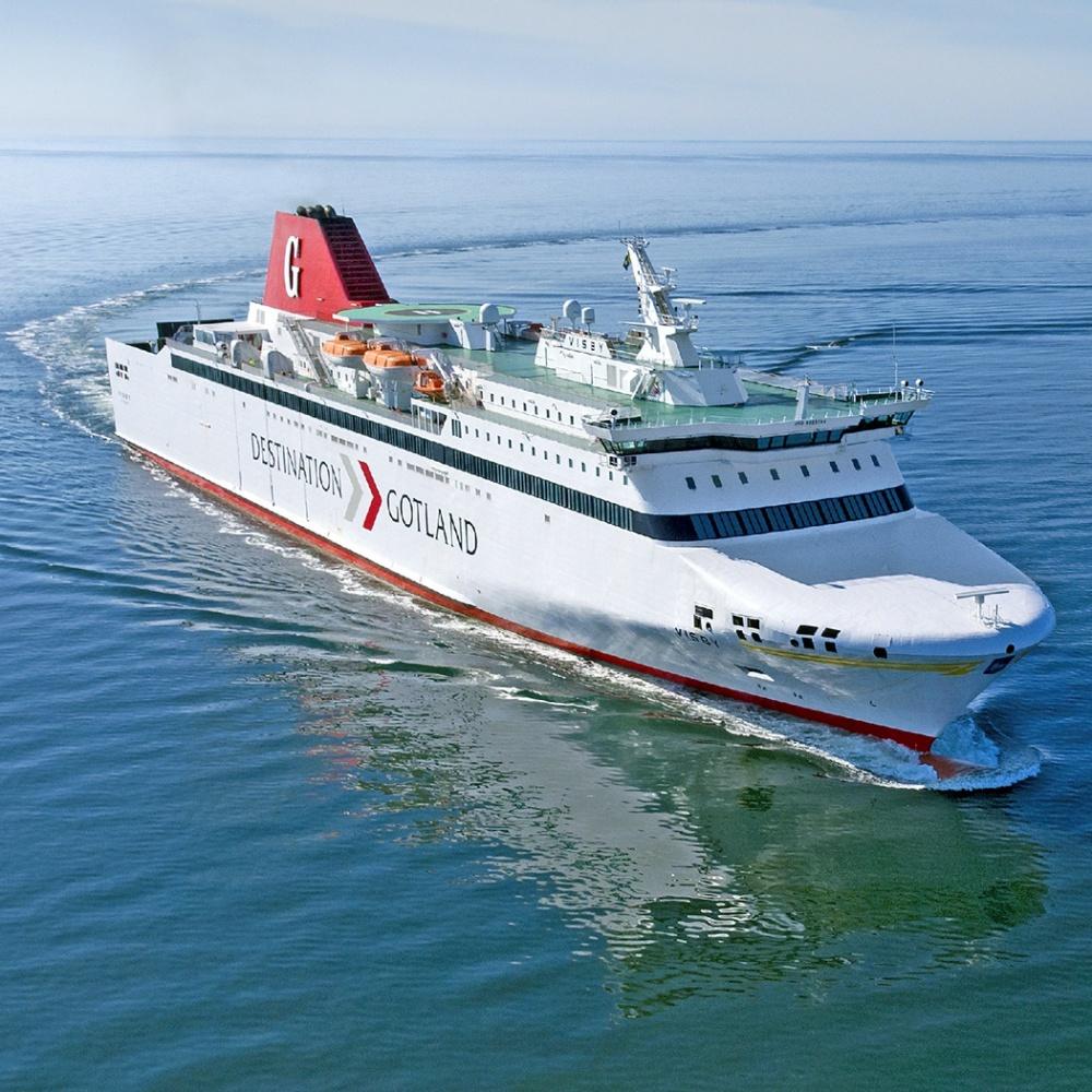 Destination Gotland MS Visby