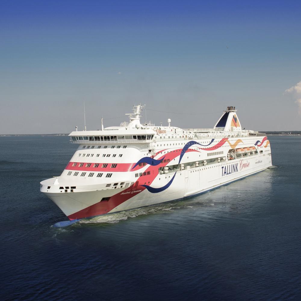 Tallink Silja Line Baltic Queen