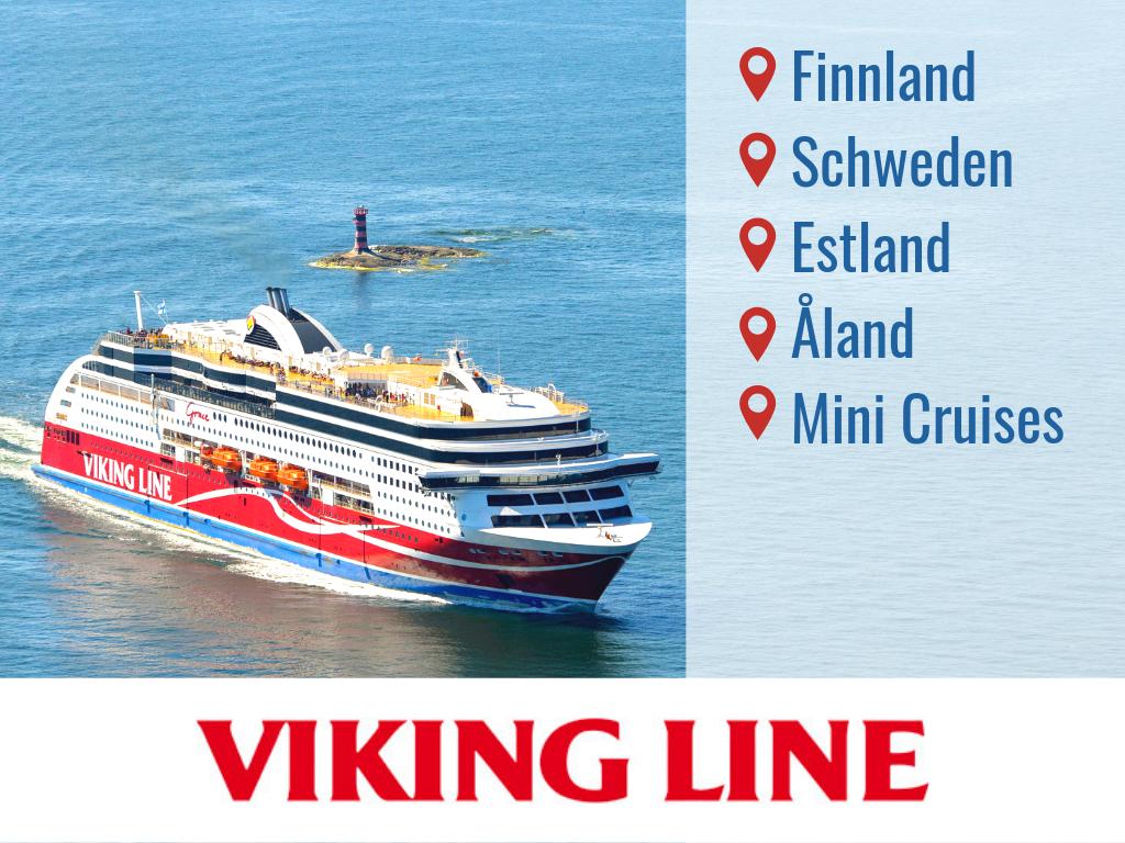 Jetzt Viking Line buchen!
