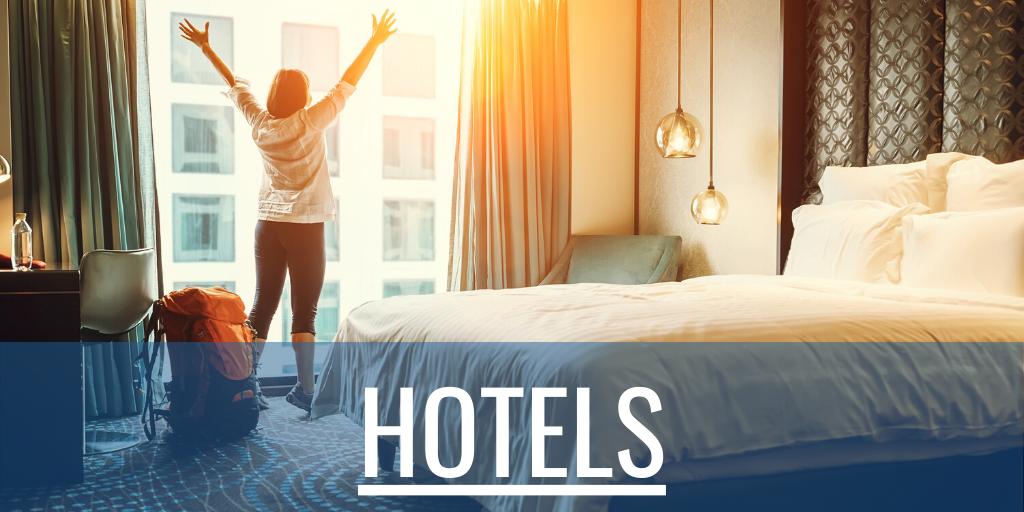Hotels suchen und buchen