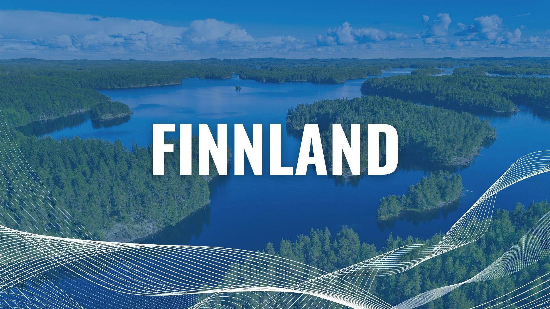 Urlaub mit der Fähre in Finnland