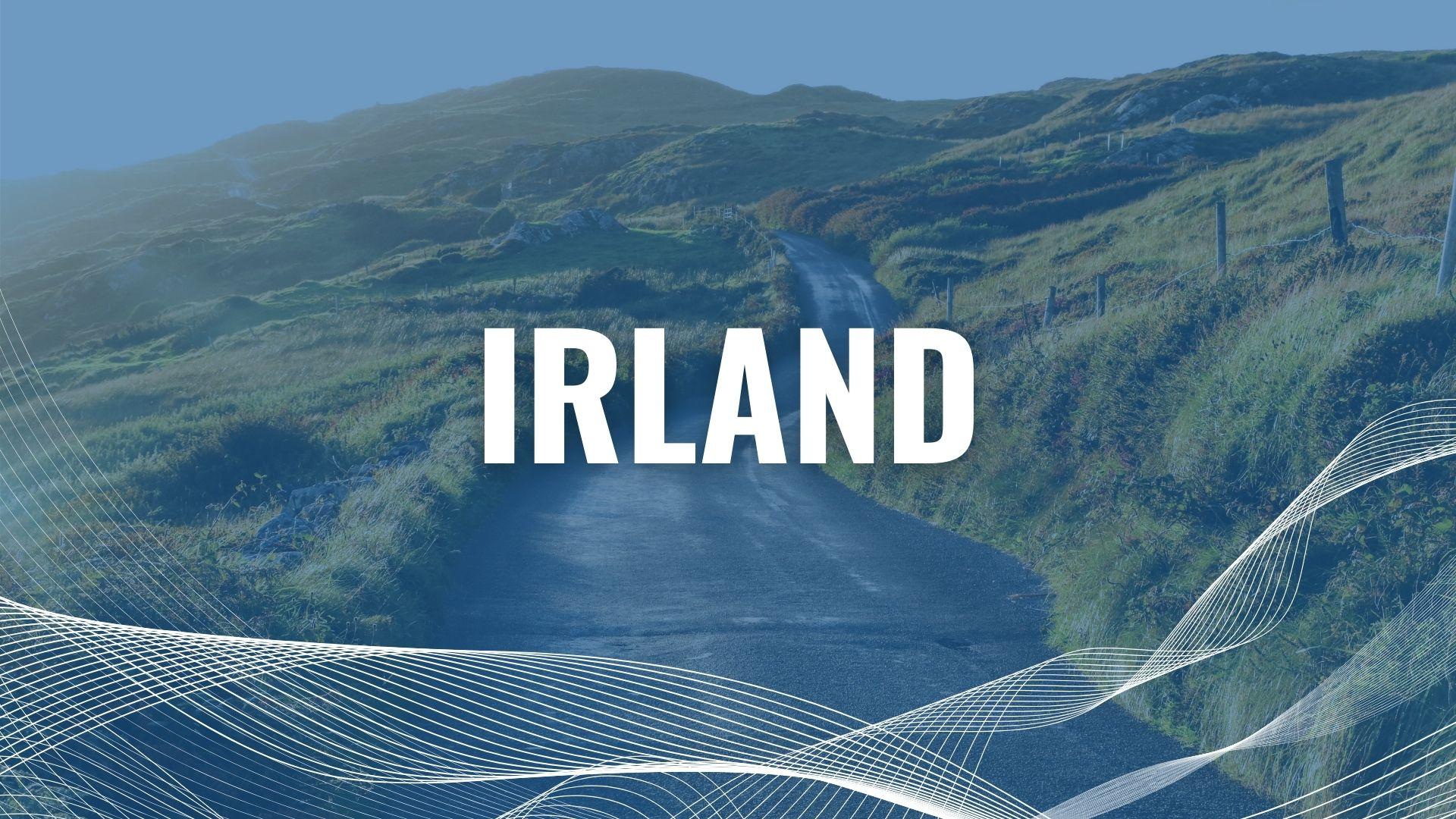 Urlaub mit der Fähre in Irland