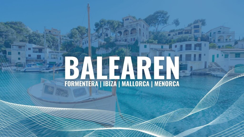 Urlaub mit der Fähre auf den Balearen