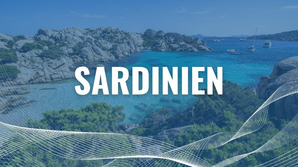 Urlaub mit der Fähre auf Sardinien
