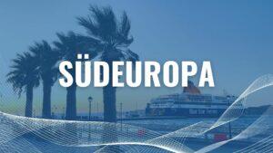 Fähren in Südeuropa