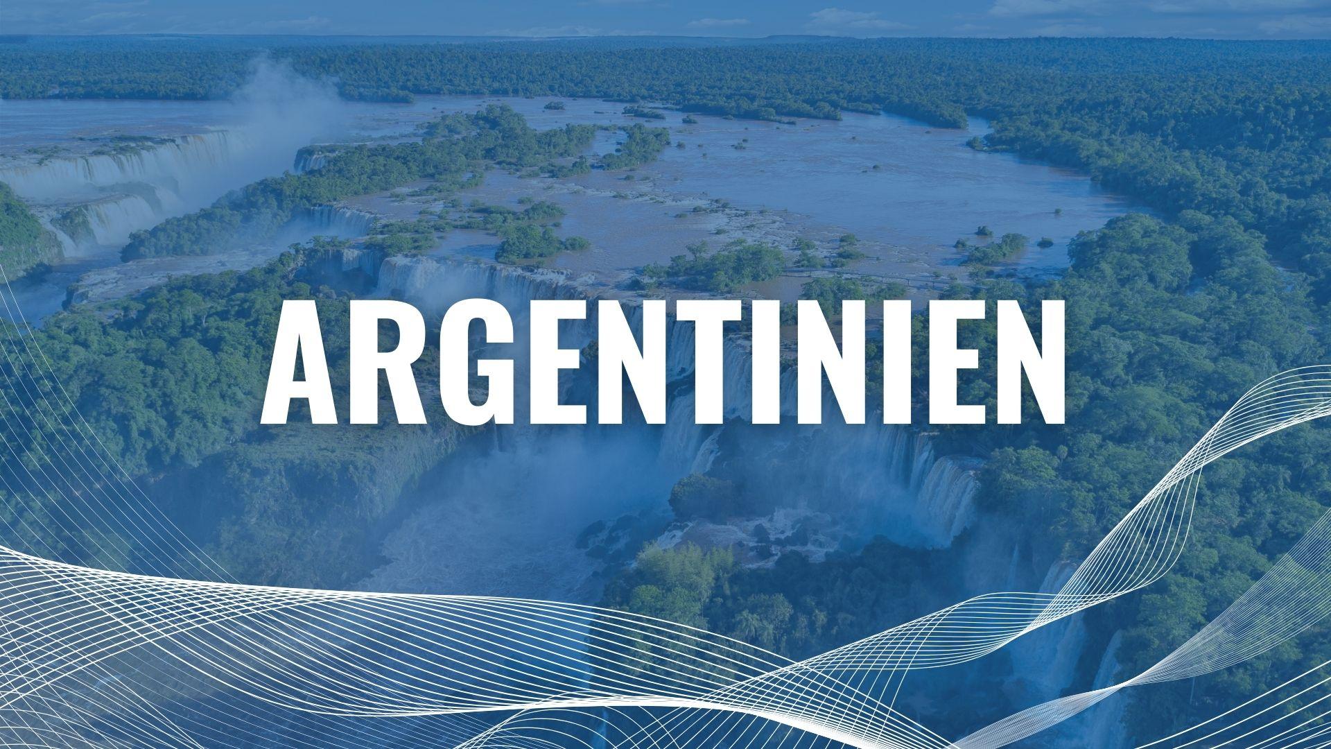 Urlaub mit der Fähre in Argentinien