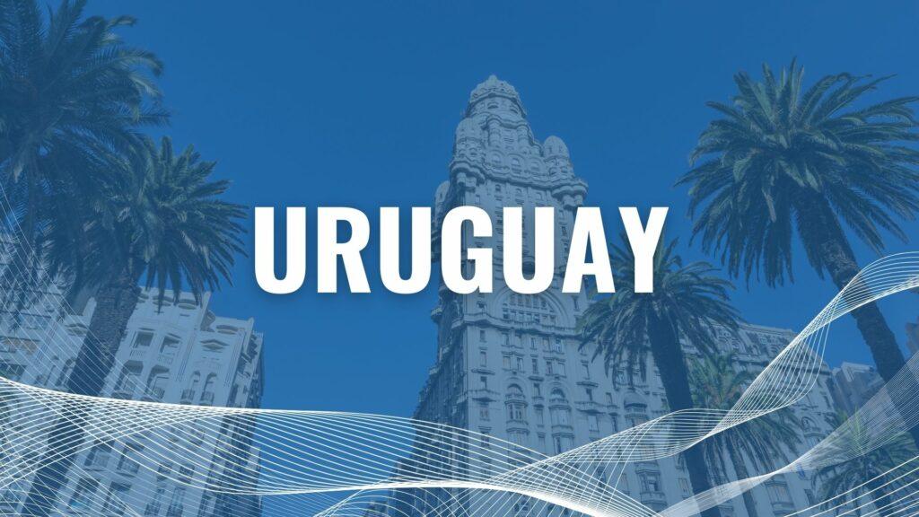 Urlaub mit der Fähre in Uruguay