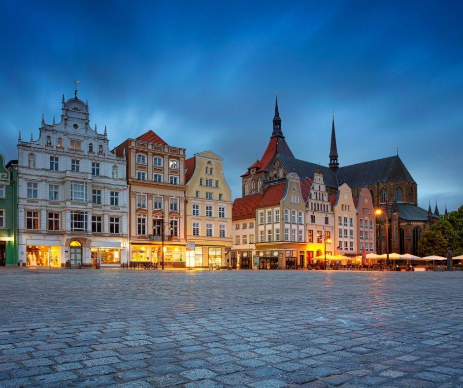 Rostock Hafeninformationen
